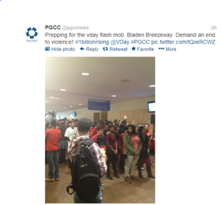 PGCC Flash Mob